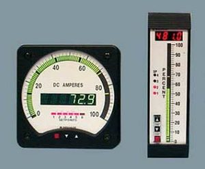 Digital Bargraph Meters