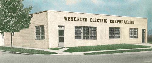 Weschler in 1960